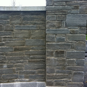 West Clare Grey Limestone Building and Walling Stone