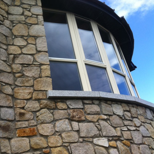 Wicklow Golden Granite Building, Walling & Cladding Natural Stone Full Load Deal