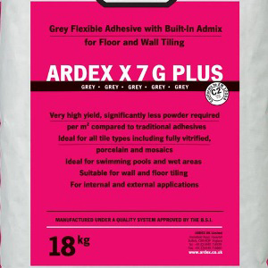 Ardex Adhesive X7G Plus