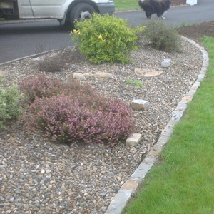Autumn Mix Flowerbed Gravel
