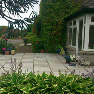 Doolin Grey Limestone Paving Stone ( Pack A )