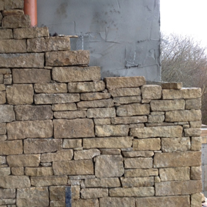 Donegal Cream Dry Wall Building and Walling Cornerstones